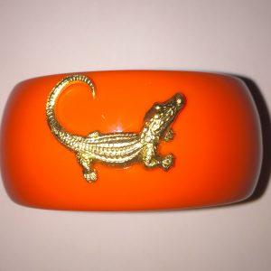 Gator custom bracelet