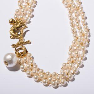 Gold Gator & Pearl NE