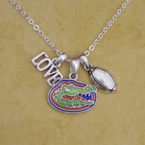 Touchdown Necklace